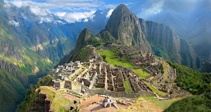 Machu Picchu una de las 12 maravillas arquitectónicas del mundo