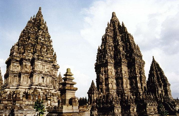 Templo Prambanan, unas de las maravillas arquitectónicas del planeta
