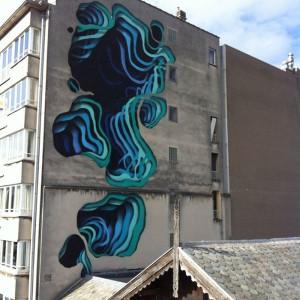 grafitti fachadas impresionantes