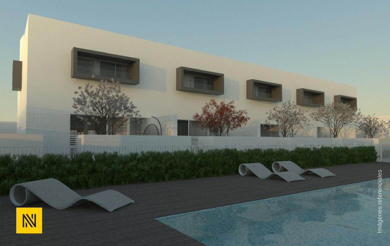 Comprar casa en Torremolinos de obra nueva es posible!   Promoción SEIS