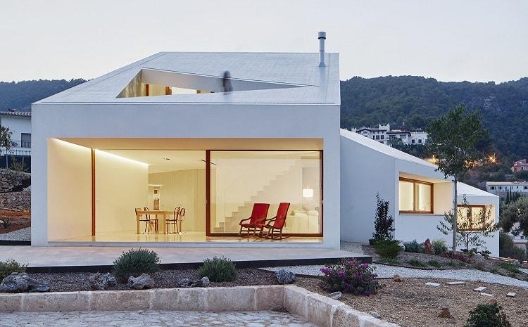 Descubre cuáles son las mejores casas de España