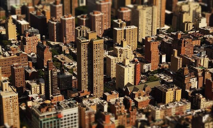 El BBVA augura un futuro positivo del sector inmobiliario en 2017
