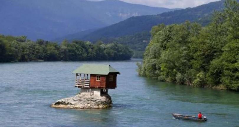 Estas son las casas más curiosas que verás jamás ¿Vivirías en ellas?