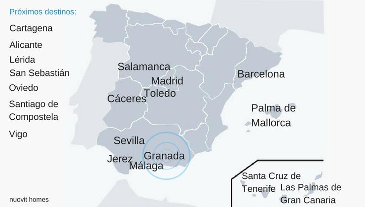 La Casa Accesible recorre toda España
