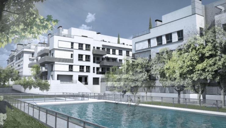 Cooperativa de viviendas en Madrid