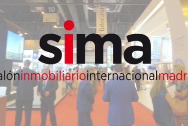 SIMA 2017, salón inmobiliario de Madrid