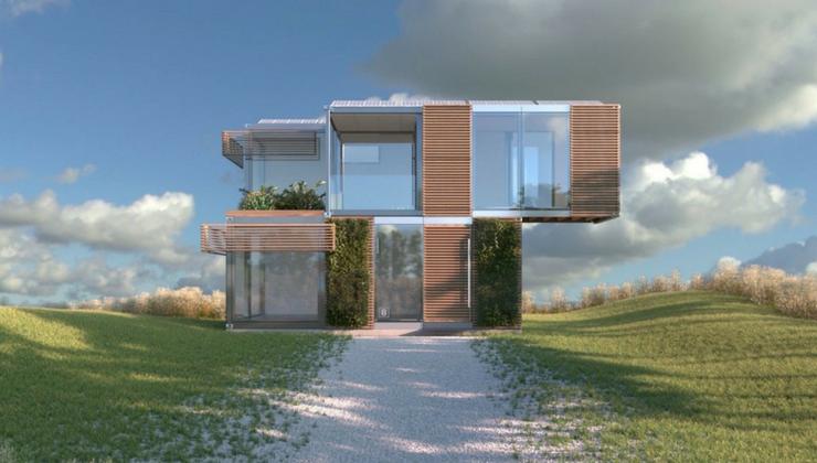 Blokable: casas modulares inteligentes que puedes pedir online