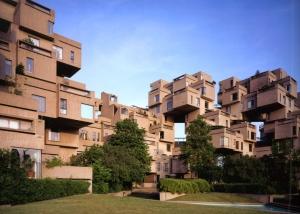 Habitat 67 Moshe Safdie obra