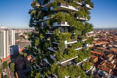 Bosque vertical en Milán