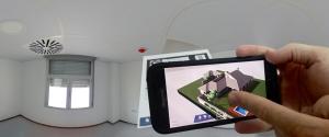 como es la realidad aumentada en el sector inmobiliario post
