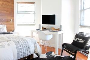 cuarto viviendas de 1 o 2 dormitorios foto