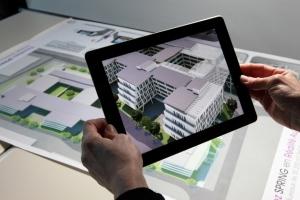 imagen tecnologia en el sector inmobiliario post