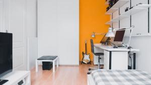 habitación viviendas de 1 o 2 dormitorios foto