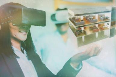 portada tecnologia en el sector inmobiliario imagen