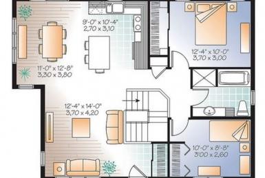 portada viviendas de 1 o 2 dormitorios foto