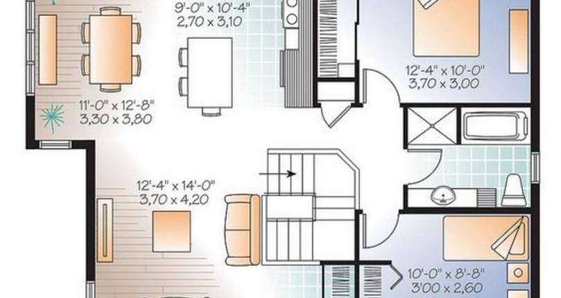 Las viviendas de 1 ó 2 dormitorios están en mente de todos