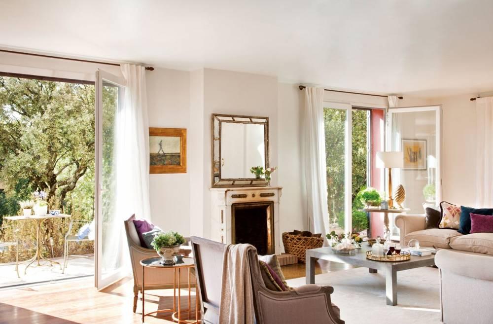 7 estilos de decoración de interiores