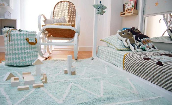 Cómo integrar el Método Montessori en una habitación infantil